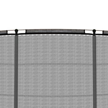 Ampel 24 Deluxe Trampolin 490 cm Komplettset mit Netz | Riesen XXL Trampolin mit dem Maximum an Sicherheit | belastbar bis 180 kg - 6