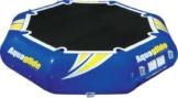 Aquaglide Platinum Rebound 12 – Wassertrampolin, Wasserpark, Badetrampolin, Wasserpark Bouncer / Maße: 166x79cm - 1