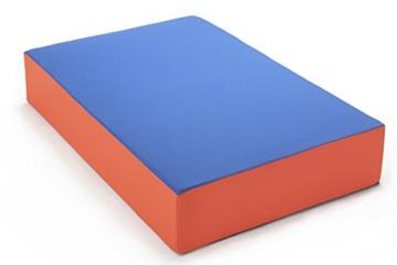 Hüpfmatratze für alle kleinen und großen Hüpfer 130x90x25cm - 2