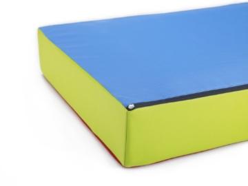Hüpfmatratze für alle kleinen und großen Hüpfer 130x90x25cm - 3