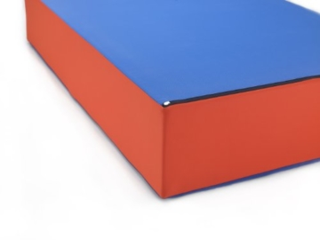 Hüpfmatratze in tollen Farben für alle kleinen Hüpfer 107x70x17 cm - 3
