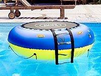 infactory 4in1-Trampolin für Wasser und Garten - 8