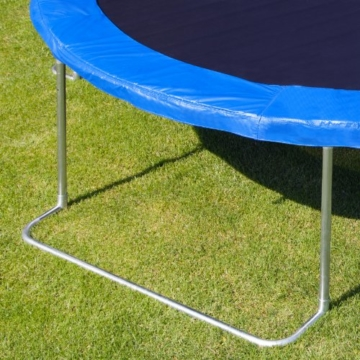 Ultrasport Gartentrampolin Jumper inkl. Sicherheitsnetz, Blau, 305 cm, 330700000120 - 3