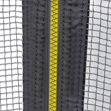 Ultrasport Gartentrampolin Jumper inkl. Sicherheitsnetz, Blau, 305 cm, 330700000120 - 4