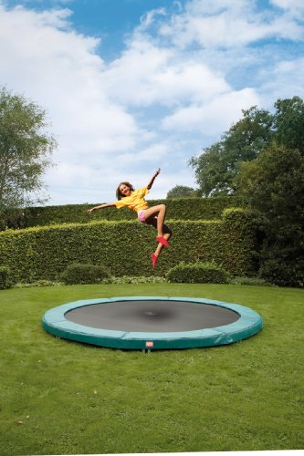 BERG InGround Trampolin 430 - 1