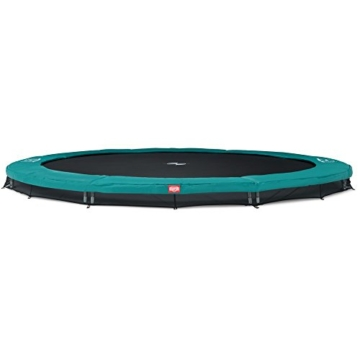 Bergtoys Trampolin Favorit 430 cm inkl. Comfort Netz - InGround - 2