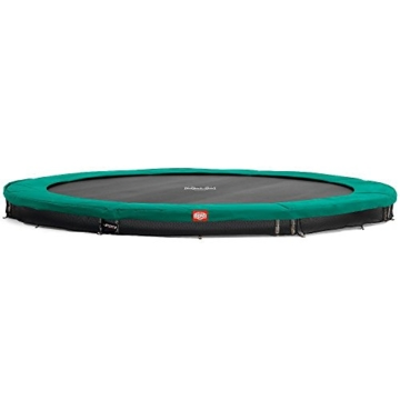Bergtoys Trampolin Grand Champion 515 x 365 cm inkl. Netz - InGround - 2