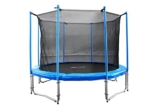 FA Sports Gartentrampolin mit Sicherheitsnetz Flyjump Monster, blau, 305 cm, 1220 - 1