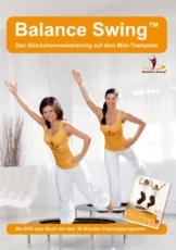 Balance Swing auf dem Mini-Trampolin: Fitness DVD -