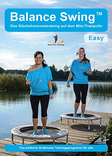 Balance Swing Easy – das Training auf dem Minitrampolin: Fitness DVD - 1