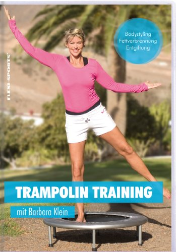 FLEXI-SPORTS® Trampolin zzgl. DVD
